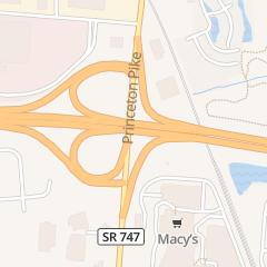 Directions for Cinnabon in Cincinnati, OH 11700 Princeton Pike Unit D3