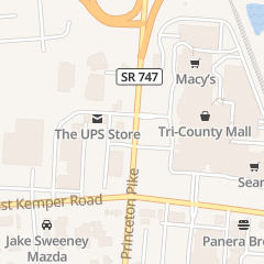 Directions for KROGER in CINCINNATI, OH
