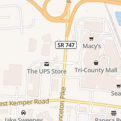 Directions for Kroger in Cincinnati, OH