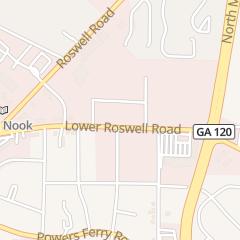 Directions for Optimum Motors in Marietta, GA 1749 Lower Roswell Rd