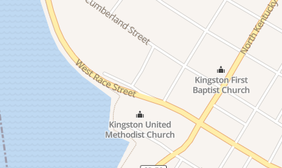 Directions for G and G Gunshop in Kingston, TN 102 Johnson St