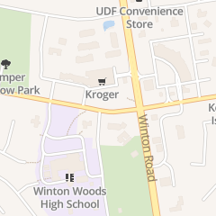 Directions for Kroger Food and Pharmacy in Cincinnati, OH 1212 W Kemper Rd Ste 1
