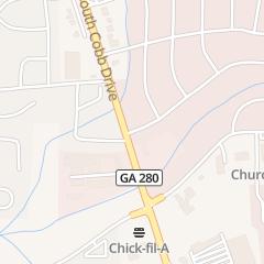 Directions for Faith Christian Center in SMYRNA, GA 3059 S Cobb Dr SE