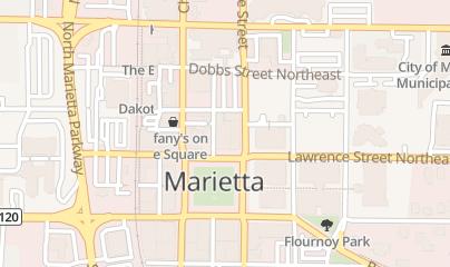 Directions for Kish Restaurant & Bar in Marietta, GA 105 n Park Sq NE
