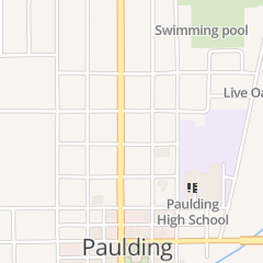 Directions for Richie's Hair Off the Square in Paulding, OH 509 N Williams St