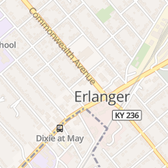 Directions for ADT Security Services in Erlanger, ky 31 Commonwealth Ave