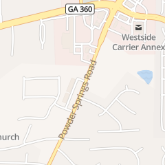 Directions for Nail Time in Marietta, GA 1750 Powder Springs Rd Sw Ste 280