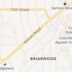 Directions for Georgia Bariatrics Pc in Columbus, GA 2904 Macon Rd