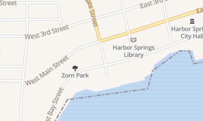 Directions for NEW YORK RESTAURANT in Harbor Springs, MI 101 State St