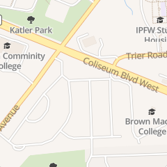 Directions for Trinity Communications in Fort Wayne, IN 2524 Merivale St