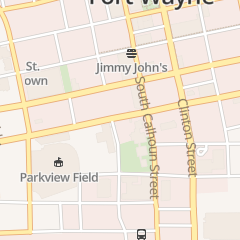 Directions for Embassy Theatre in Fort Wayne, IN 125 W Jefferson Blvd