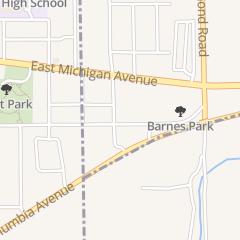 Directions for Emmett Township City Office in Battle Creek, MI 617 Cliff St