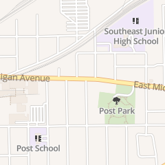 Directions for ON THE ROAD EMERGENCY SERVICE in Battle Creek, mi 708 Michigan Ave E