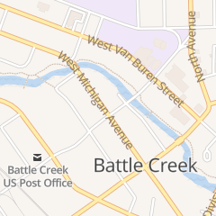 Directions for Access Vision in Battle Creek, MI 70 Michigan Ave W Ste 112