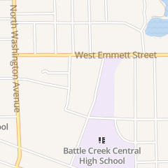 Directions for Exopack in Battle Creek, MI 155 Brook St