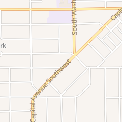 Directions for Dark Muse Designs in Battle Creek, MI 492 Capital Ave Sw