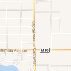 Directions for Bernath Chiropractic and Wellness in Battle Creek, MI 713 Capital Ave Sw Ste 2