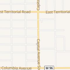 Directions for Body Bronz in Battle Creek, MI 696 Capital Ave Sw