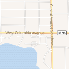 Directions for Duncan's Hairlines in Battle Creek, MI 209 Columbia Ave W