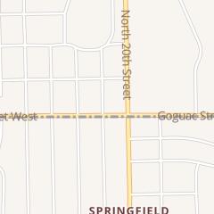 Directions for Antoria Salon in Springfield, MI 848 Goguac St W