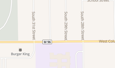 Directions for Indoor Smokers Vapor Specialists llc in Battle Creek, MI 1950 Columbia Ave W Ste F