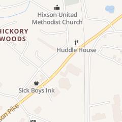 Directions for Lena's Nails in Hixson, TN 5215 Hixson Pike