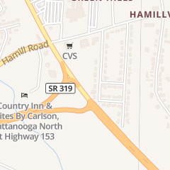 Directions for Northgate Family Chiropractic in Hixson, TN 5100 Highway 153