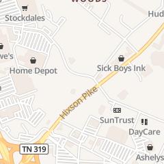 Directions for Supercuts in Hixson, TN 5035 Hixson Pike Ste 145