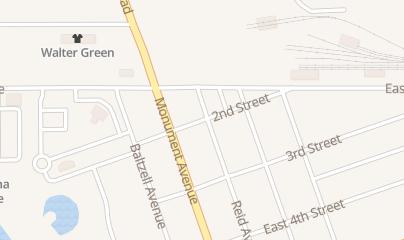 Directions for Needles & Threads in Port Saint Joe, FL 200B Reid Ave