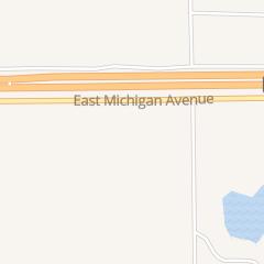 Directions for C Ts Telecom Inc - Repair in Galesburg, MI 13800 E Michigan Ave