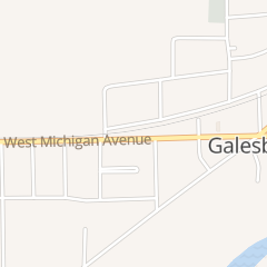 Directions for Bailtek in Galesburg, MI 180 W Michigan Ave Unit d