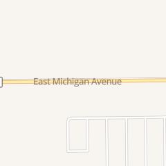 Directions for Borgess Family Medicine in Galesburg, MI 9880 E Michigan Ave Ste 2