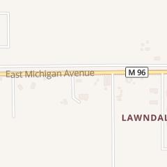 Directions for Bub Sherwood Auto Repair in Galesburg, MI 8300 E Michigan Ave