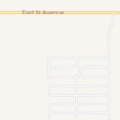Directions for Cut n Clip in Kalamazoo, MI 6560 Peyton Pl