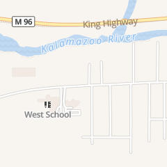 Directions for Comstock X-Press Printing Co in Kalamazoo, MI 5323 Comstock Ave