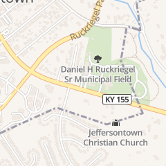 Directions for Jeffersontown Area Ministries in Louisville, KY 10617 Taylorsville Rd