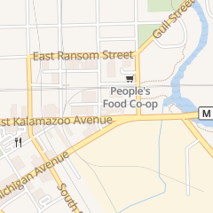 Directions for Black Owl Cafe in Kalamazoo, MI 414 Walbridge St