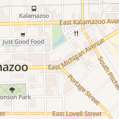 Directions for The Wine Loft in Kalamazoo, MI 161 E Michigan Ave Ste 1a