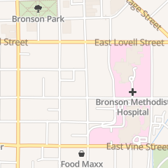 Directions for Transitions in Kalamazoo, MI 522 S Burdick St Ste B
