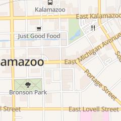 Directions for Zazios in Kalamazoo, MI 100 W Michigan Ave, Radisson Plaza Hotel at Kalamazoo Center