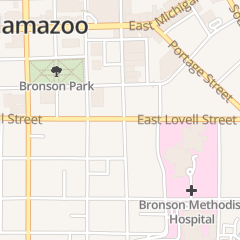 Directions for The Ballet Academy in Kalamazoo, MI 404 S Burdick St