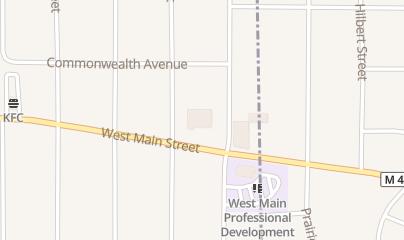 Directions for Redbox in Kalamazoo, MI 1722 W Main St