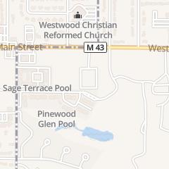 Directions for Kalamazoo Valley Dental in Kalamazoo, MI 4025 W Main St Ste 102