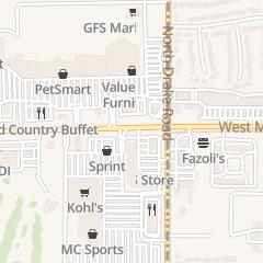 Directions for Marianne Inc in Kalamazoo, MI 5013 W Main St