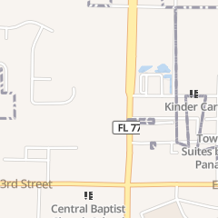 Directions for Lana Nails in Panama City, FL 2441 Martin Luther King Jr Blvd