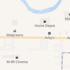 Directions for Applebee's Neighborhood Grill & Bar in Plainwell, MI 1243 M 89