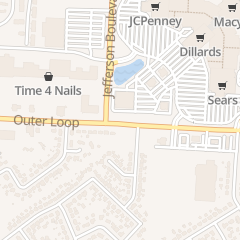Directions for Hollywood Nails in Louisville, KY 4801 Outer Loop Ste 132