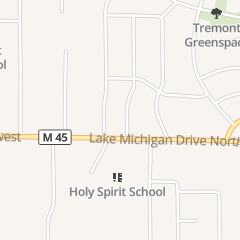 Directions for D & d Tree Care in Grand Rapids, MI 423 Newberg Ave Nw