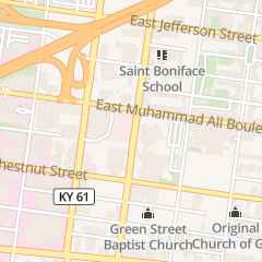 Directions for University of Louisville Hospital in Louisville, KY 530 S Jackson St
