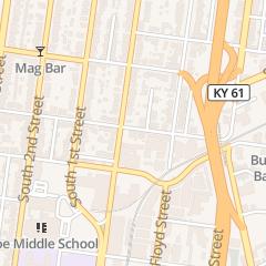 Directions for 208 East in Louisville, KY 208 E Burnett Ave